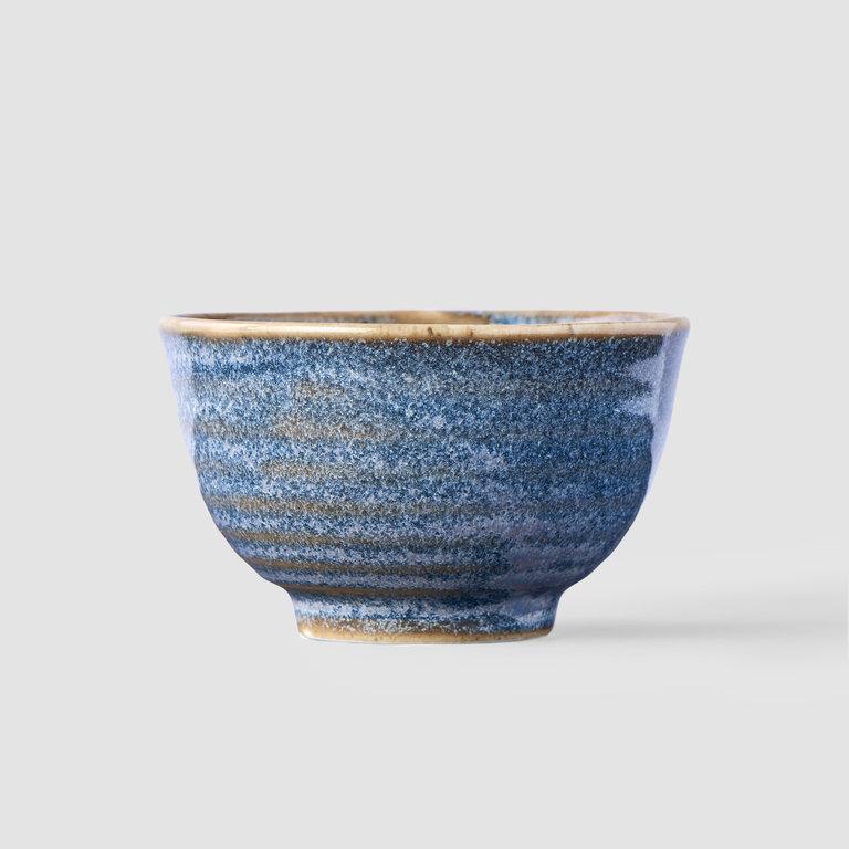 Steel Grey teacup 9cm x 5cm