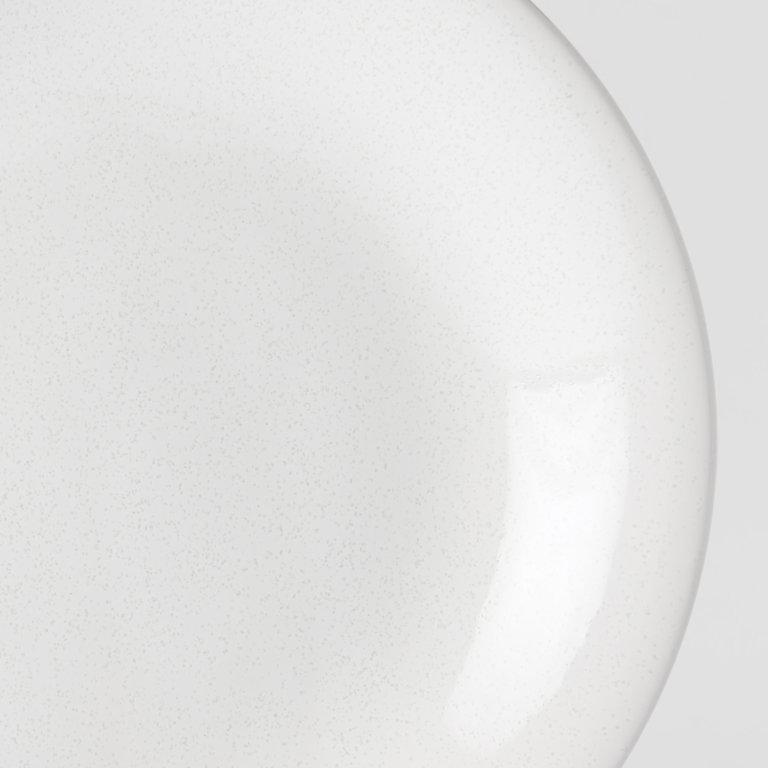 Parchment side plate 21cm x 2.5cm
