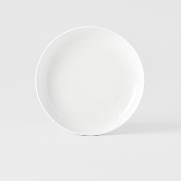 Parchment high rim plate 20cm x 4cm