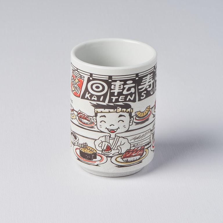 Sushi mug 10H kaiten sushi 275ml