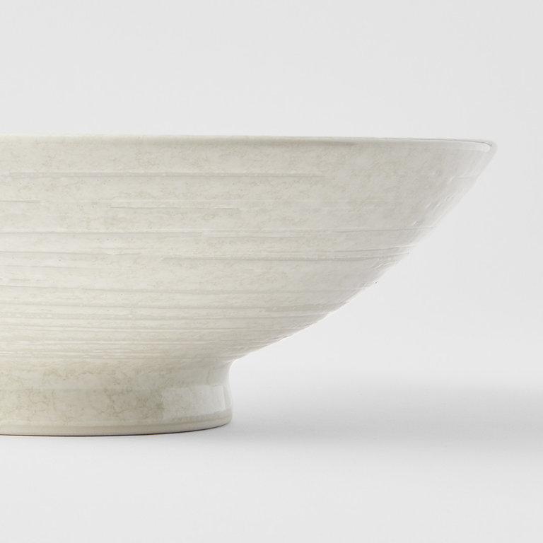 White Star ramen bowl 25cm