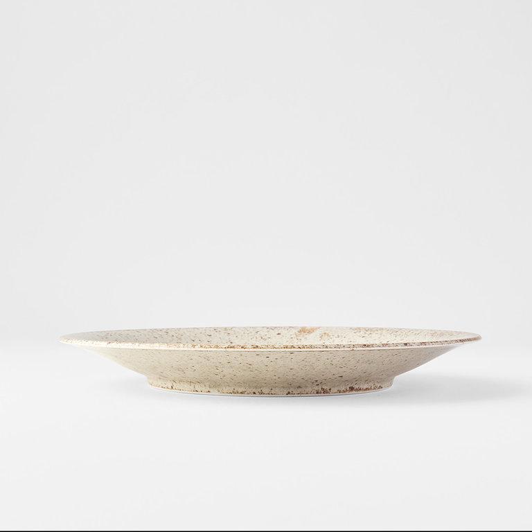 Sand Fade side plate 21cm 2.5cm