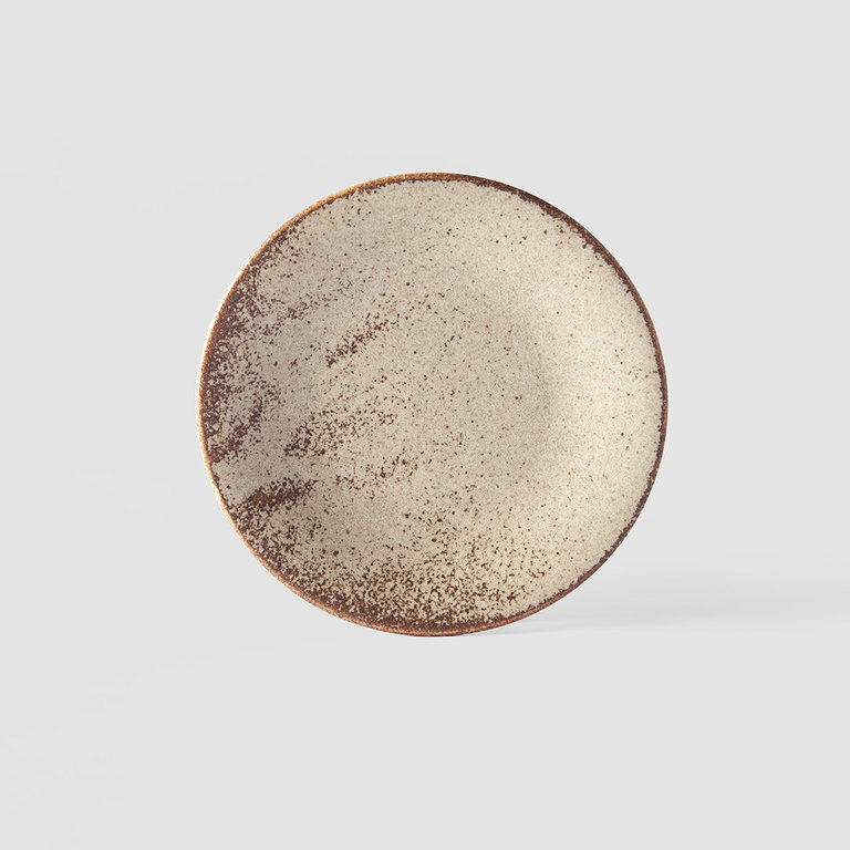 Sand Fade tapas plate 17cm x 2cm