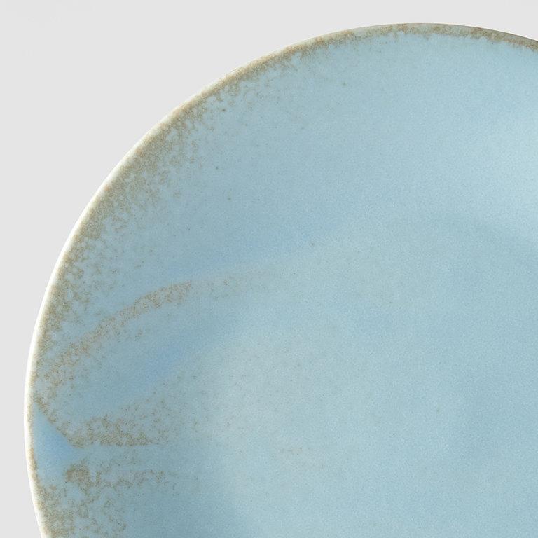 Soda Blue tapas plate 17cm x 2cm