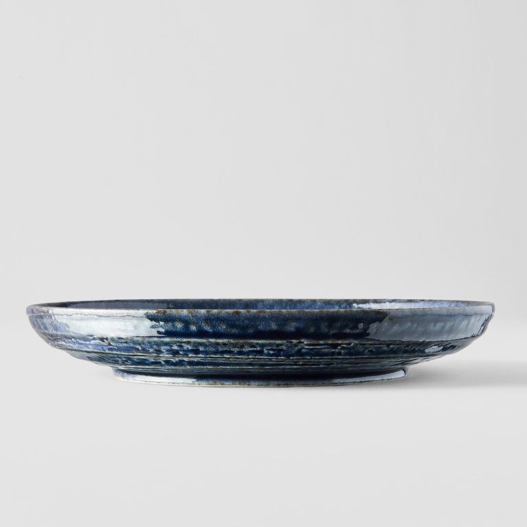 Midnight Blue dinner plate 24cm x 4cm