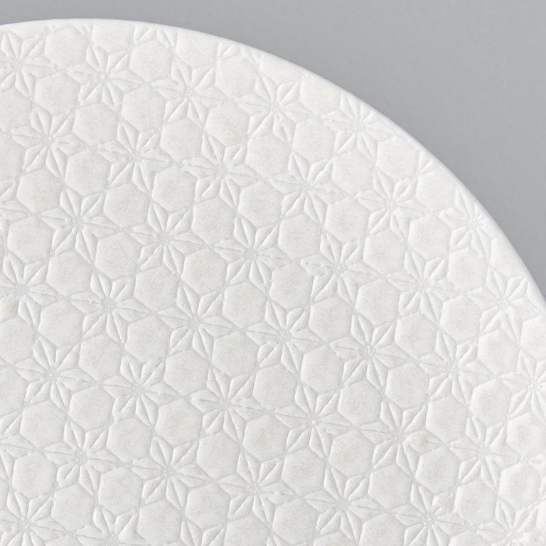 White Star large plate 29cm