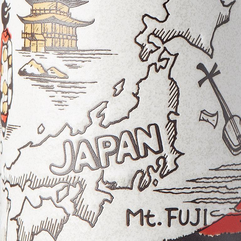 Sushi Mug Sightseeing Japan 10cm 275ml