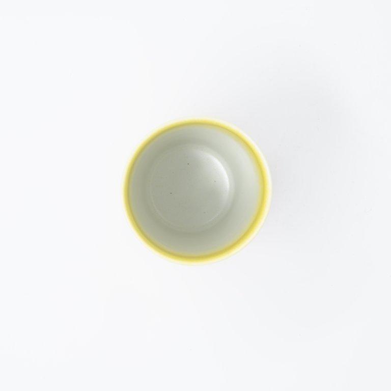 Sushi Mug Yellow to orange fade