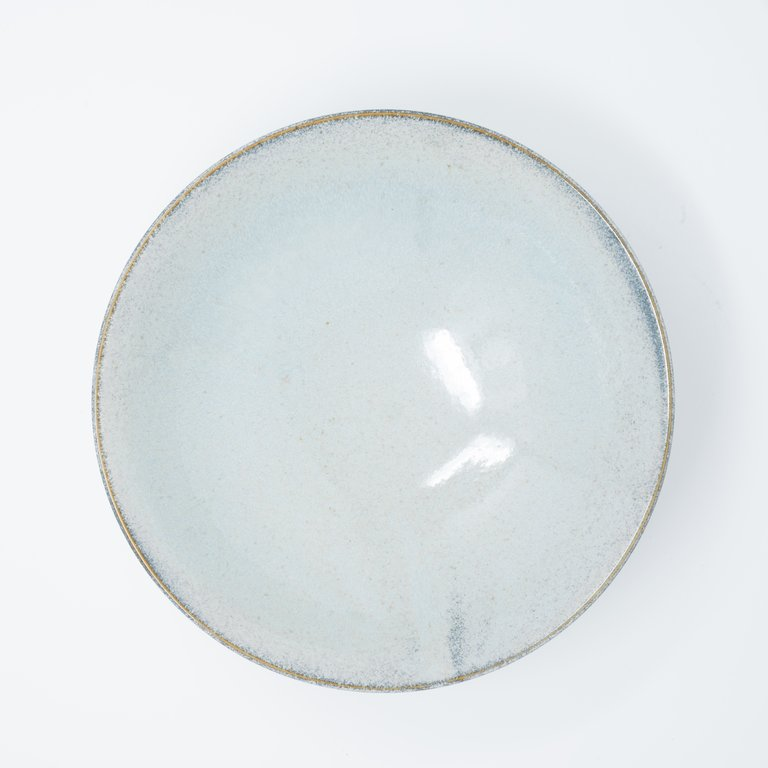 Steel Grey ramen bowl 25cm x 7.5cm