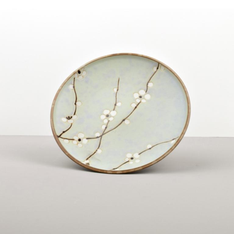Starter plate LT Blue Blossom 20cm