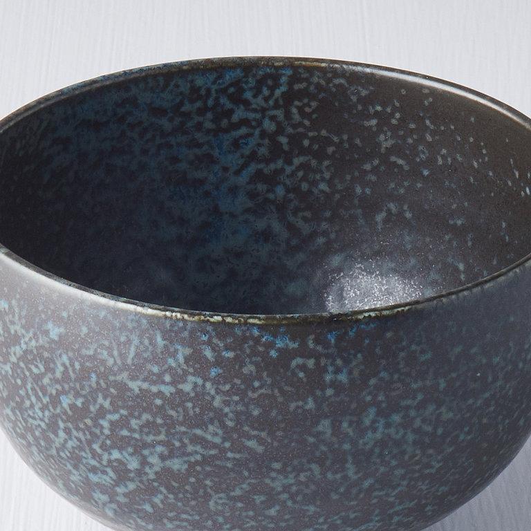 BB Black U-Shape bowl 11cm x 7cm