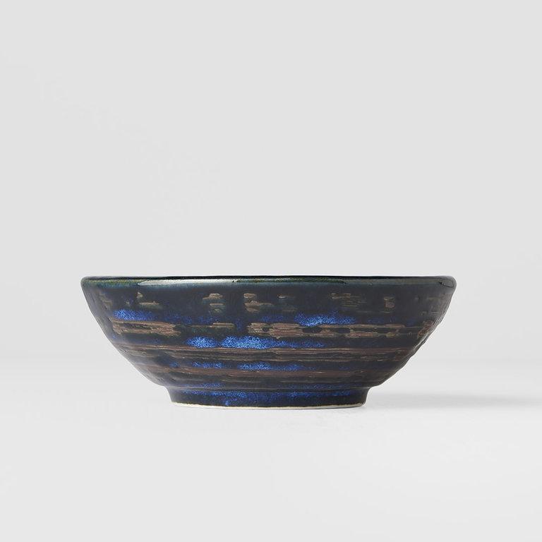 Copper Swirl small bowl 13cm x 4.5cm