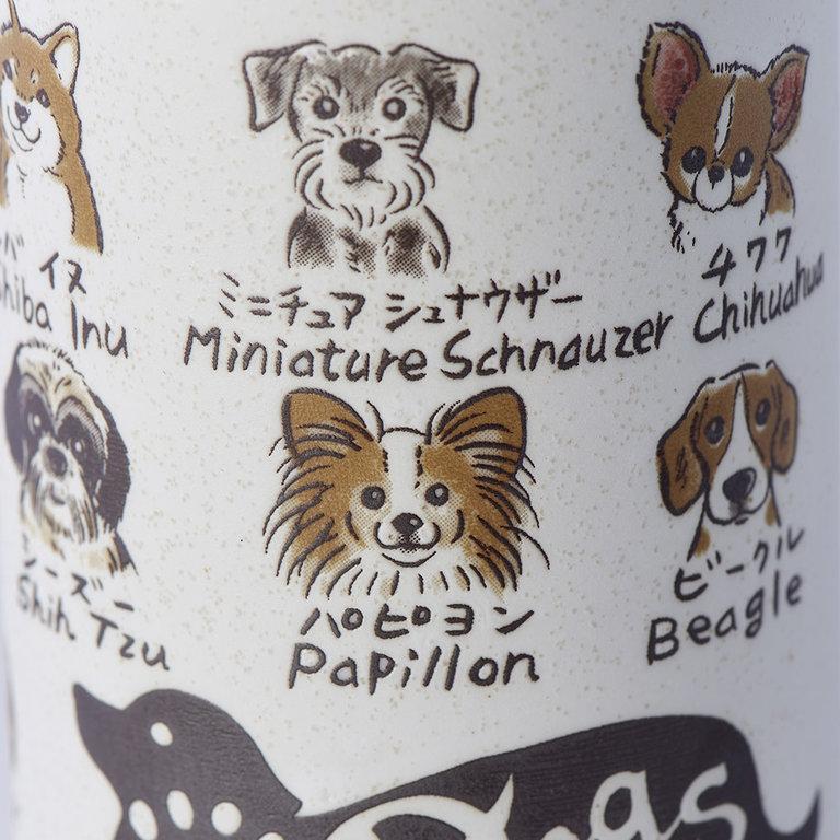 SUSHI MUG DOGS 10h 375ml