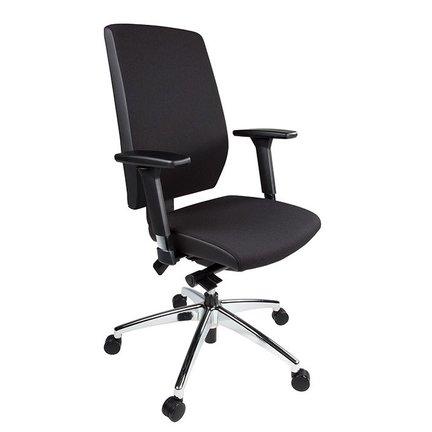 Een ergonomische bureaustoel is een absolute must!