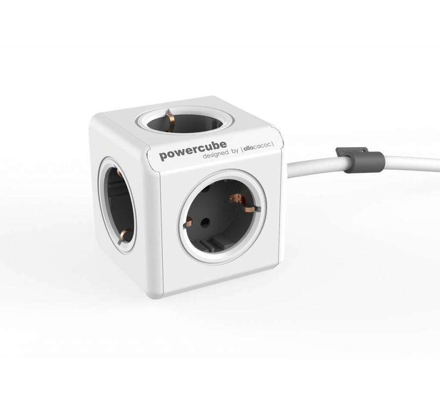 PowerCube Design Opbouw Stopcontact