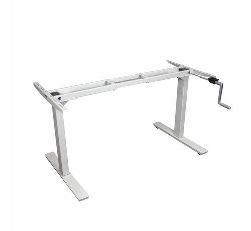 Ergonice Office Ergonomics Ergo-Move-115 Handmatig Verstelbaar Zit-Sta Frame