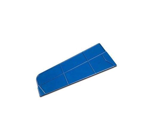 Vakverdeler Voor Vakkenkast In De Kleur Blauw