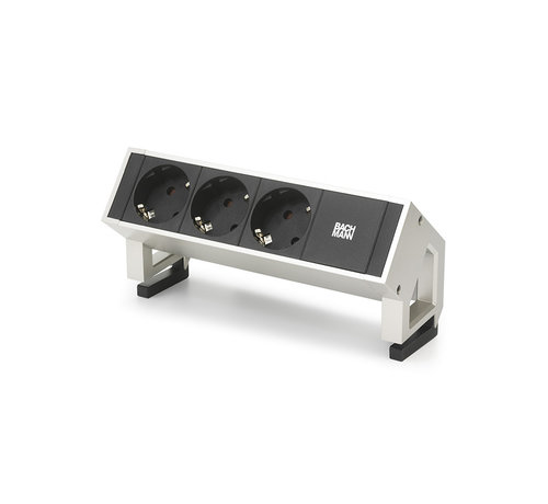 Bachmann Bachmann Desk 2 Opbouw Stopcontact Met 230V Aansluiting