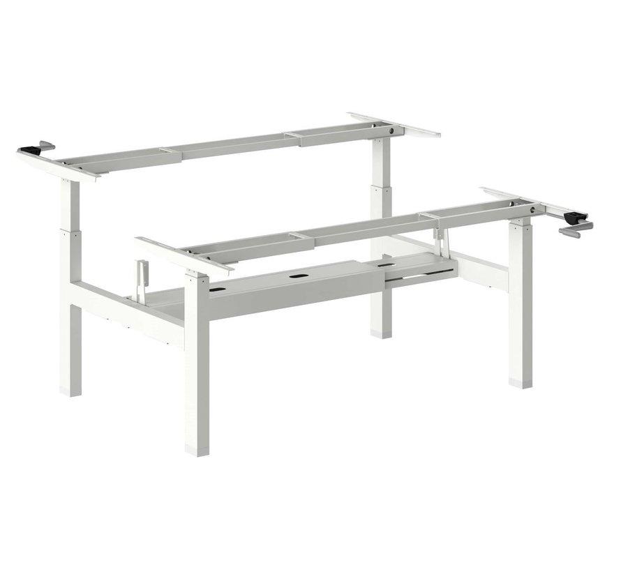Ergo-Duo-Move 115 Dubbel Handmatig Verstelbaar Zit-Sta Frame
