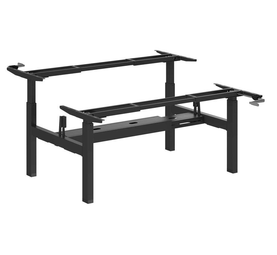 Ergo-Duo-Move 88 Dubbel Handmatig Verstelbaar Frame