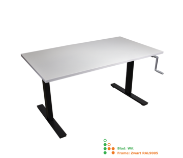 Ergonice Office Ergonomics Ergo-Move-115 (zit-sta model)