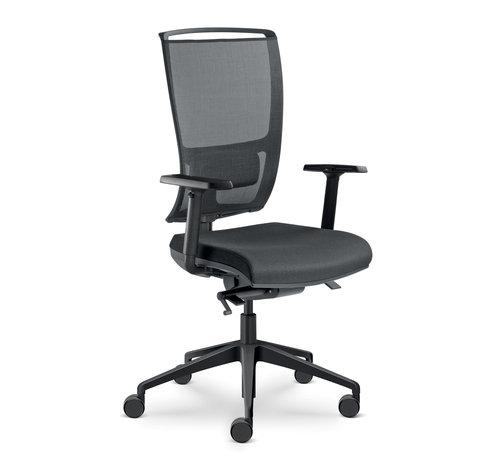 LD Seating Lyra Net 200 Ergonomische Bureaustoel