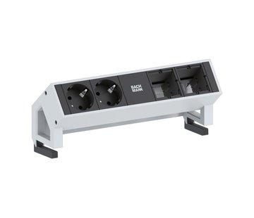 Bachmann Desk 2 2x230v 2x custom