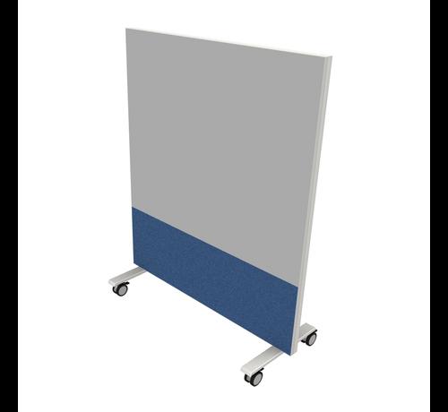Nyink Akoestisch Whiteboard Laag Model