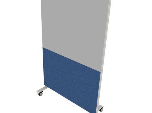 Nyink Akoestisch Whiteboard Hoog Model