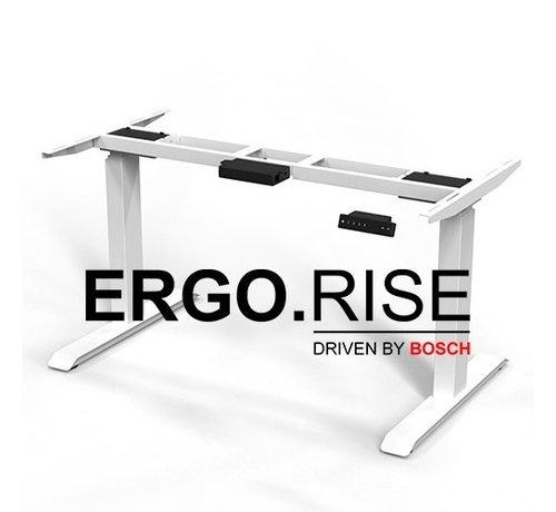 Ergonice Office Ergonomics Ergo-Rise Budget Elektrisch Verstelbaar Frame Met Twee Elektromotoren