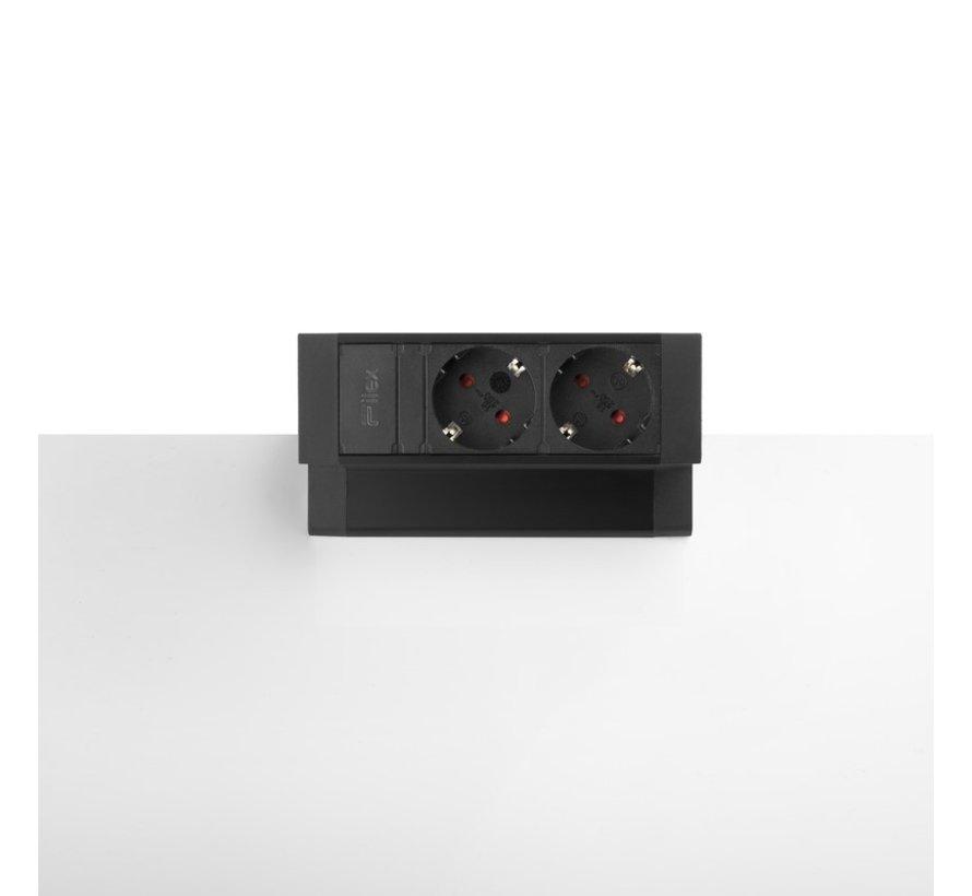 Filex Power Desk Up 2.0 Voorzien Van 2x230v Aansluiting