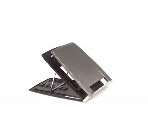 Bakker Elkhuizen Ergo-Q 330 Kunststof Laptopstandaard Met Documenthouder