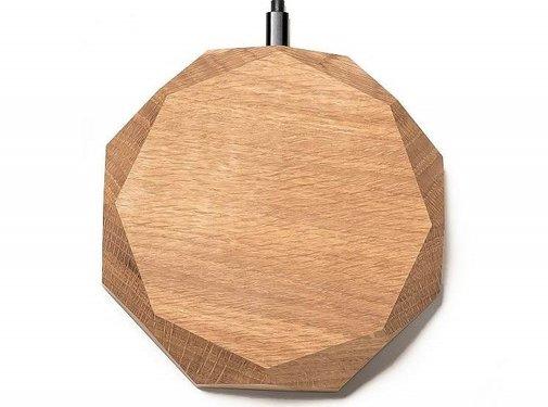 Oakywood Draadloze lader polygoon