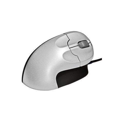 Bakker Elkhuizen Grip Ergonomische Muis Met USB-aansluiting