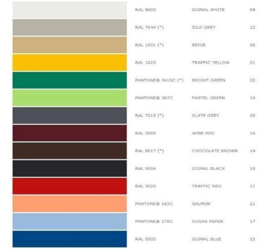 Rainbow Link Kantinestoel In Diverse Kleuren