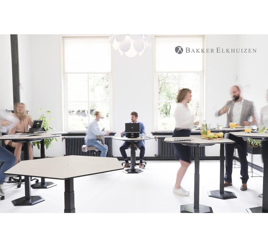 Honeycomb Elektrisch Verhoogbare Vergadertafel