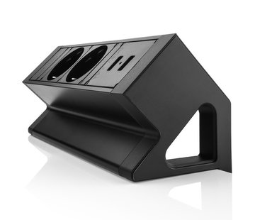 Filex Workspace Solutions Power Desk Up 2.0 2x230v & 2x USB-A