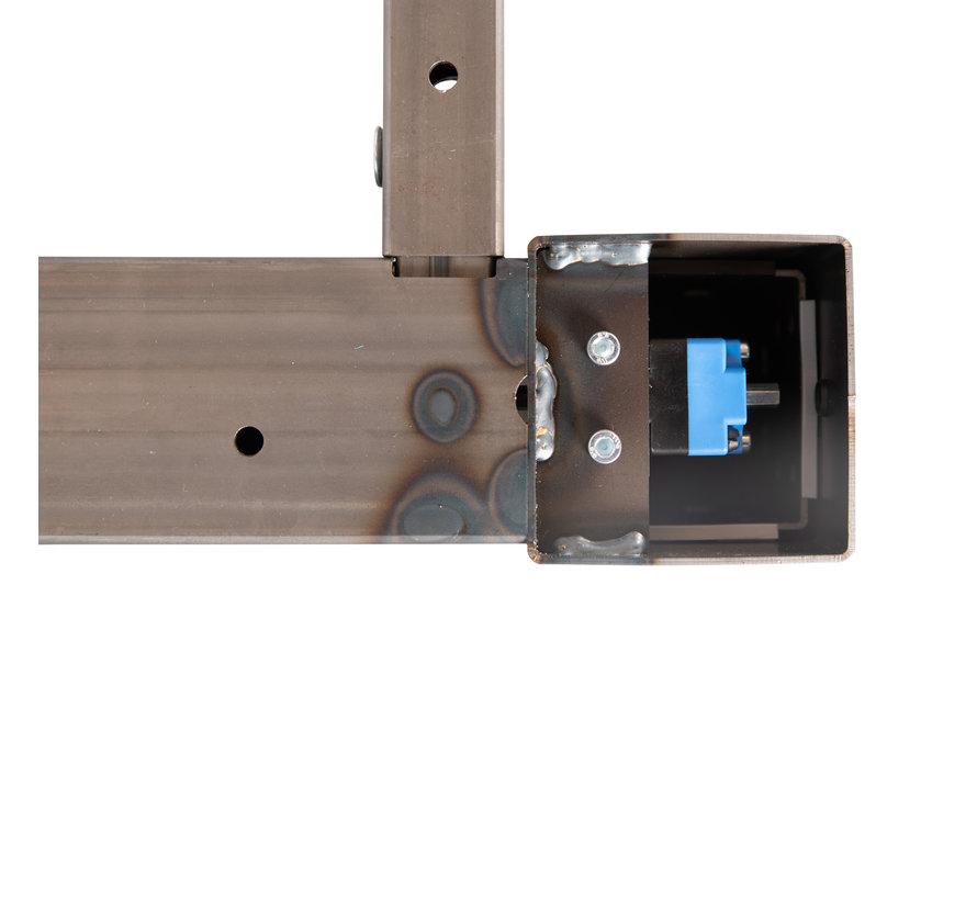 Ring Zit-Sta Frame Met O-poten En 2 Elektromotoren