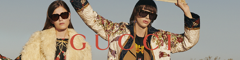 Gucci zonnebrillen zomer 2019