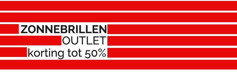 Zonnebrillen Outlet online