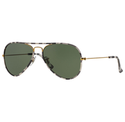 Ray-Ban zonnebrillen RB3025JM  Camouflage