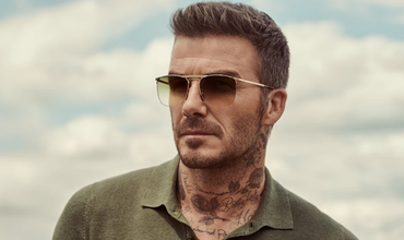 David Beckham zonnebrillen