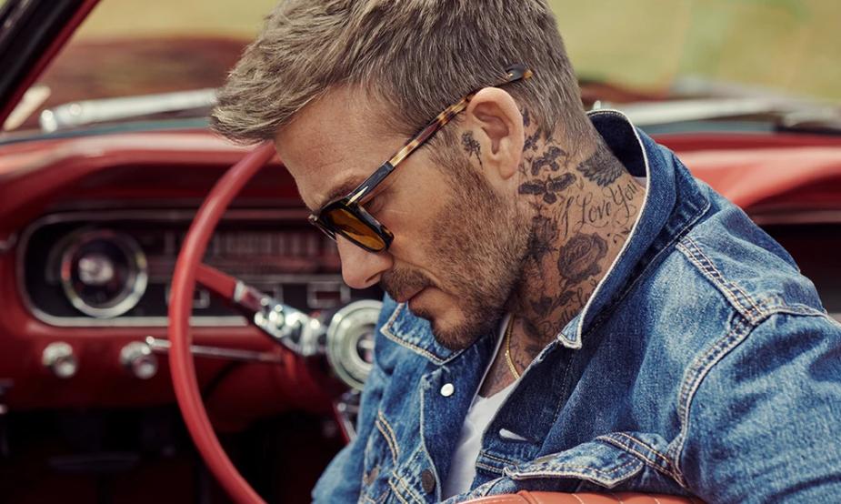 David Beckham zonnebrillen collectie