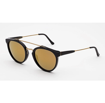 Retrosuperfuture zonnebrillen SUPER Giaguaro Black 24K