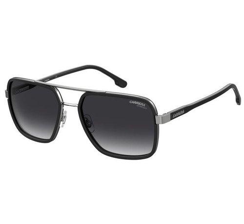 Carrera zonnebrillen Carrera 256/S herenzonnebril van Carrera in de kleur zwart