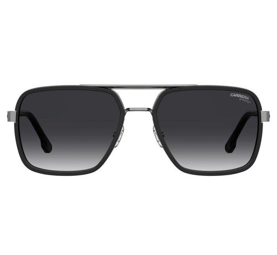 Carrera 256/S herenzonnebril van Carrera in de kleur zwart