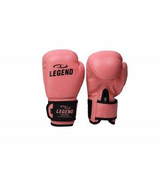 2oz Legend kinder Bokshandschoenen roze