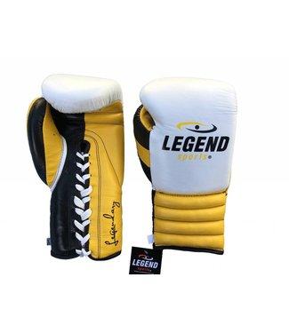 Legendary Fighters Veter bokshandschoenen 8oz