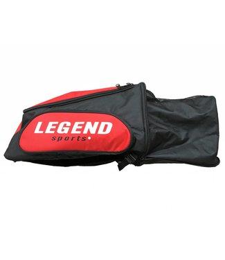 Legend Sporttas aanpasbaar backpack tas 2 in 1 rood