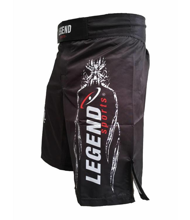 Legend Sports Sportbroekje Legend DryFit MMA zwart